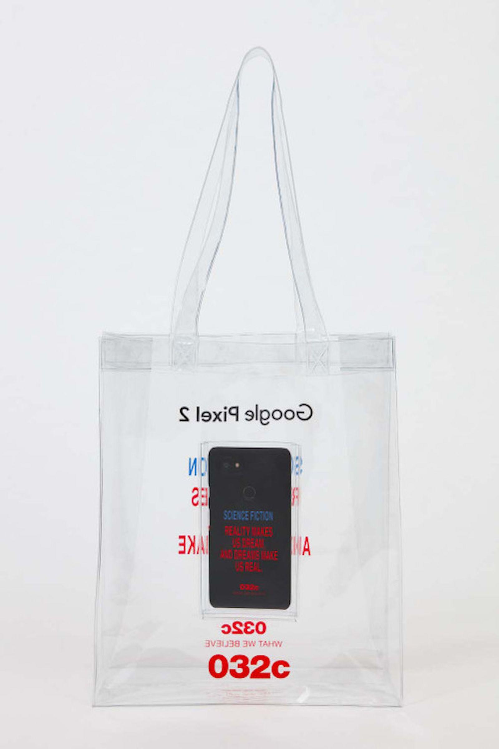 032c google pixel 2 tote bag live case