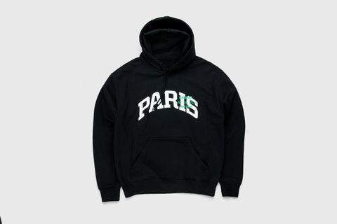 Not In Paris 3 Logo Hoodie