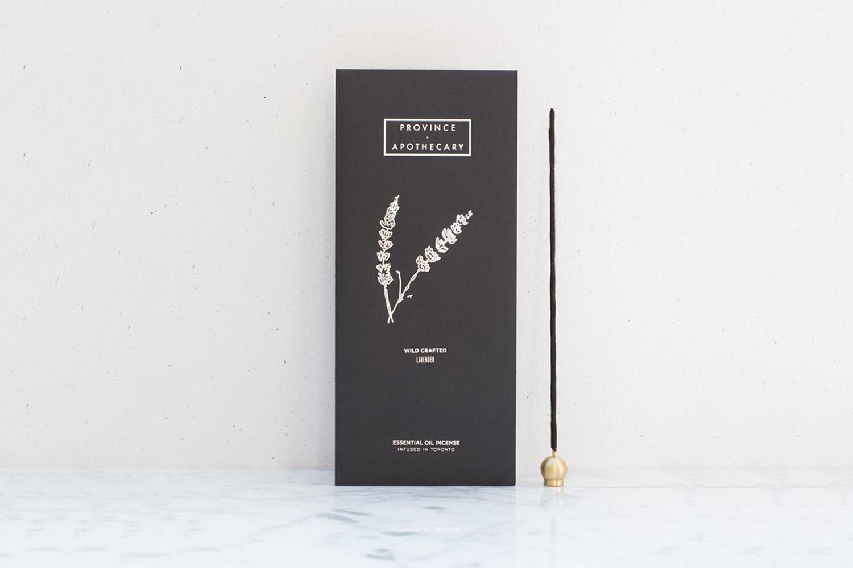 Lavender Essential Oil Incense