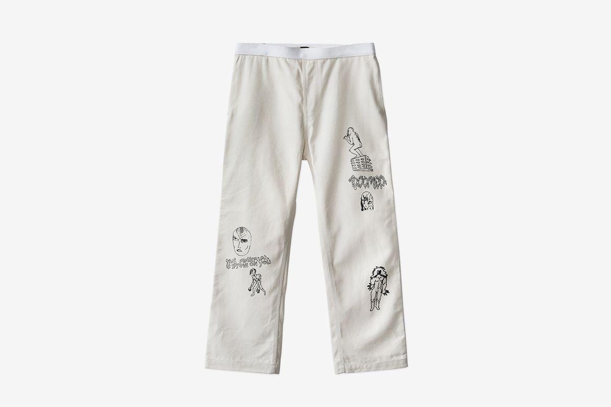 Canvas Pants