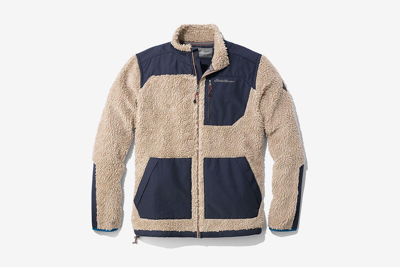 Rangefinder Fleece Full-Zip Jacket