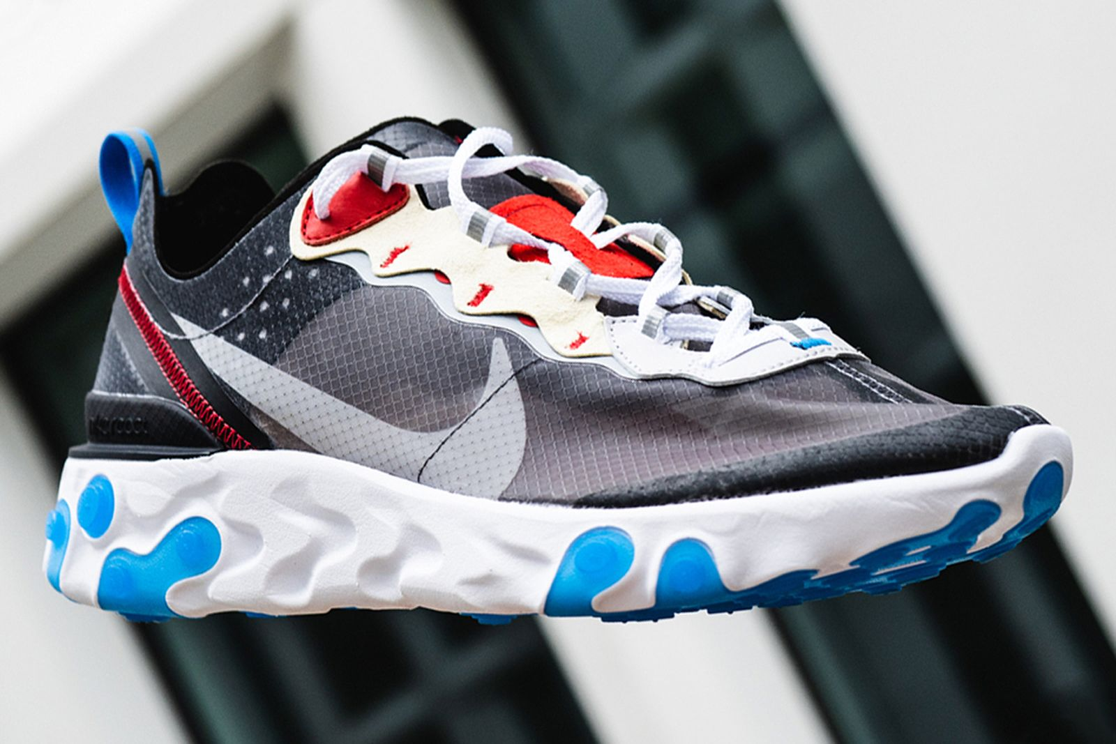 New Nike React Element 87 & More of the Best Instagram Sneakers