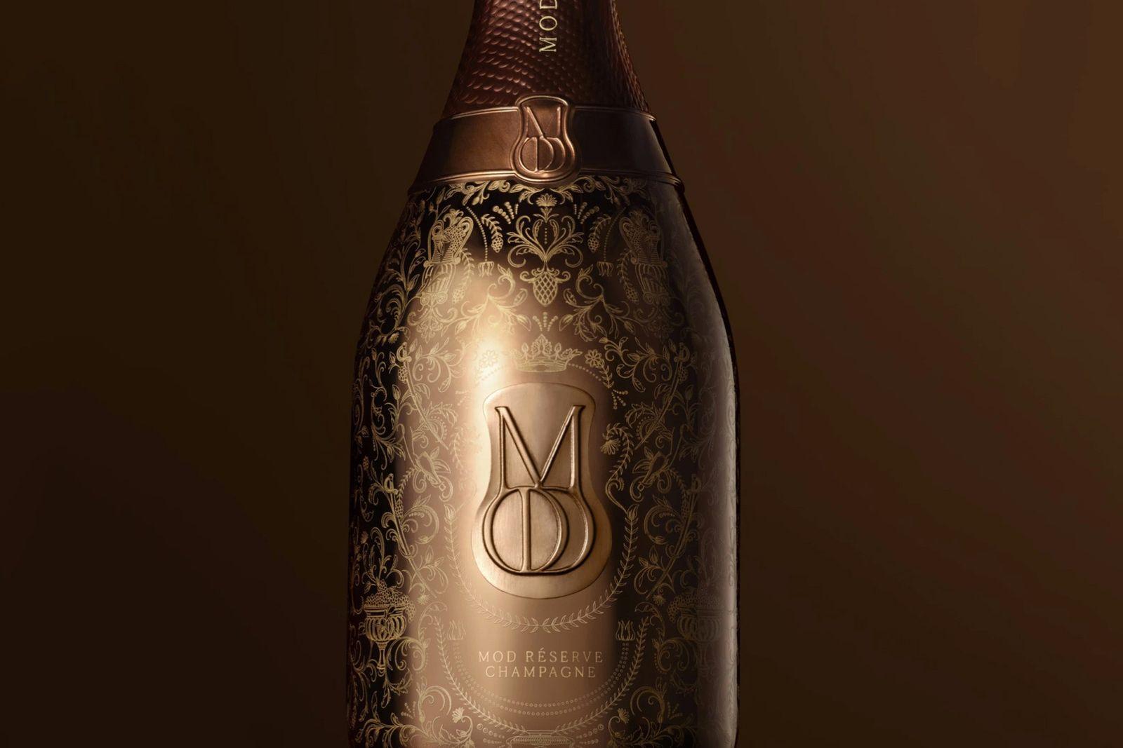 drake mod selection champagne