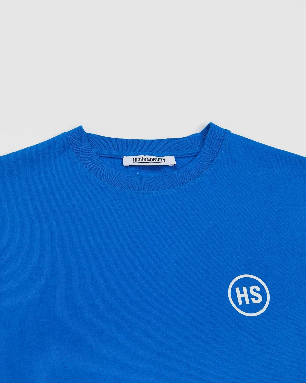 Colette Mon Amour — HS Dots T-Shirt Blue - Image 3