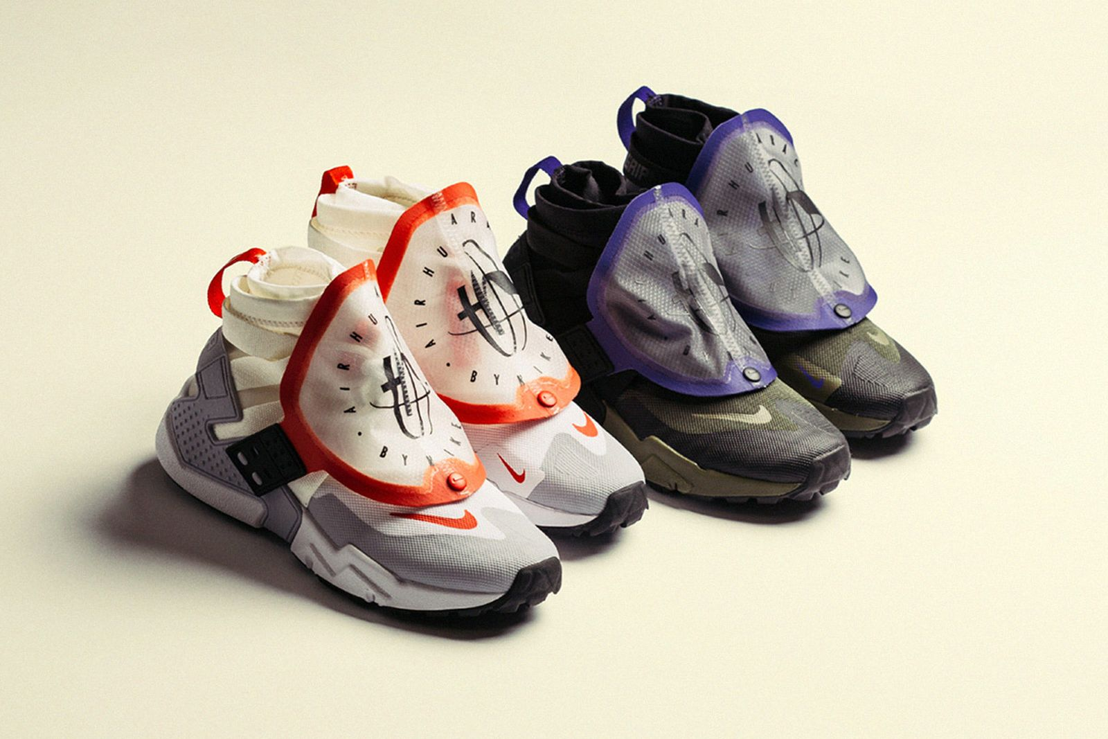 Ubicación Interesante violación  The Nike Huarache Almost Never Released, Here's What Saved It