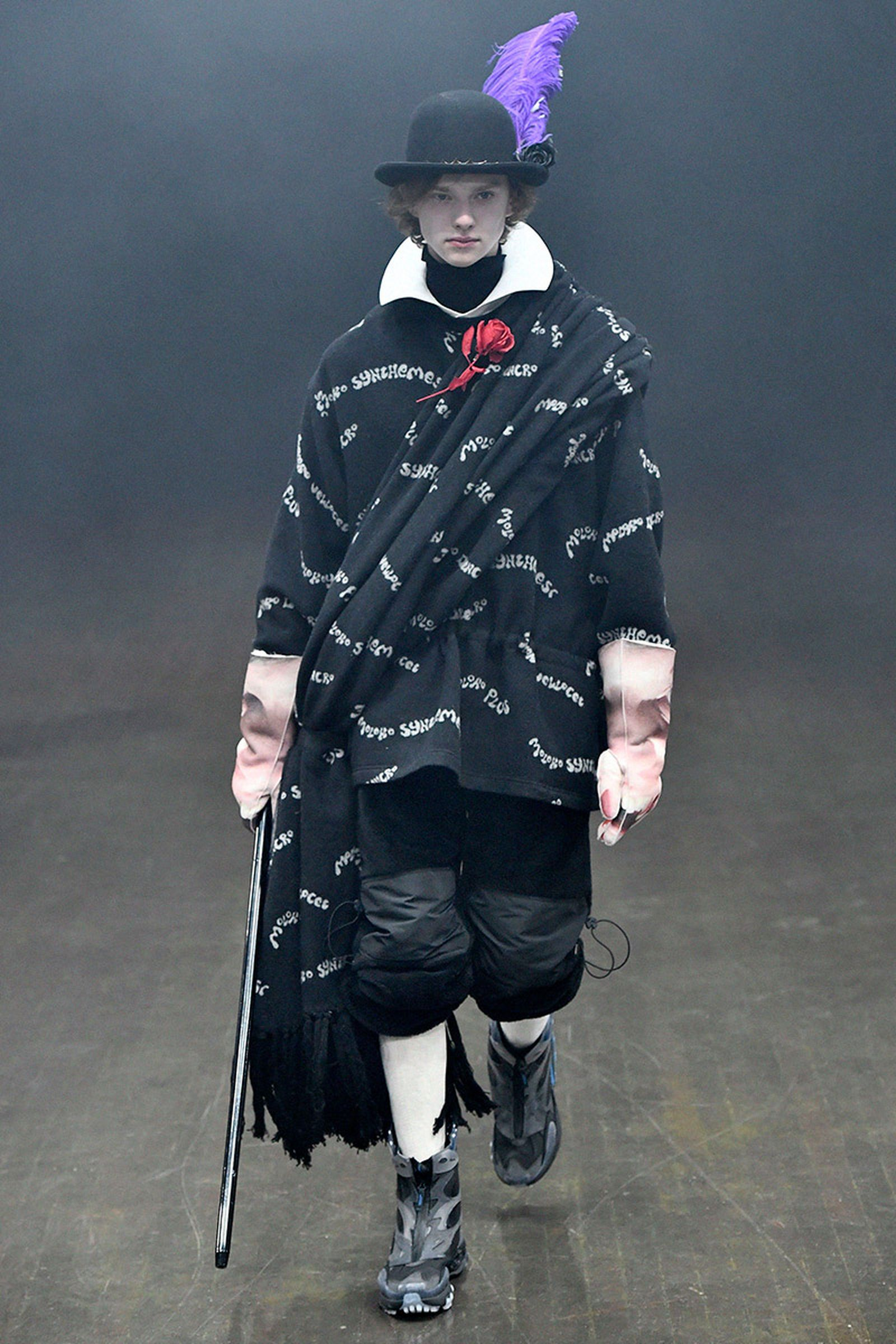 best look fashion week Loewe Namacheko celine