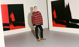 """Raf Simons Says the Problem in Fashion Is """"Everything Gets Judged Immediately"""""""