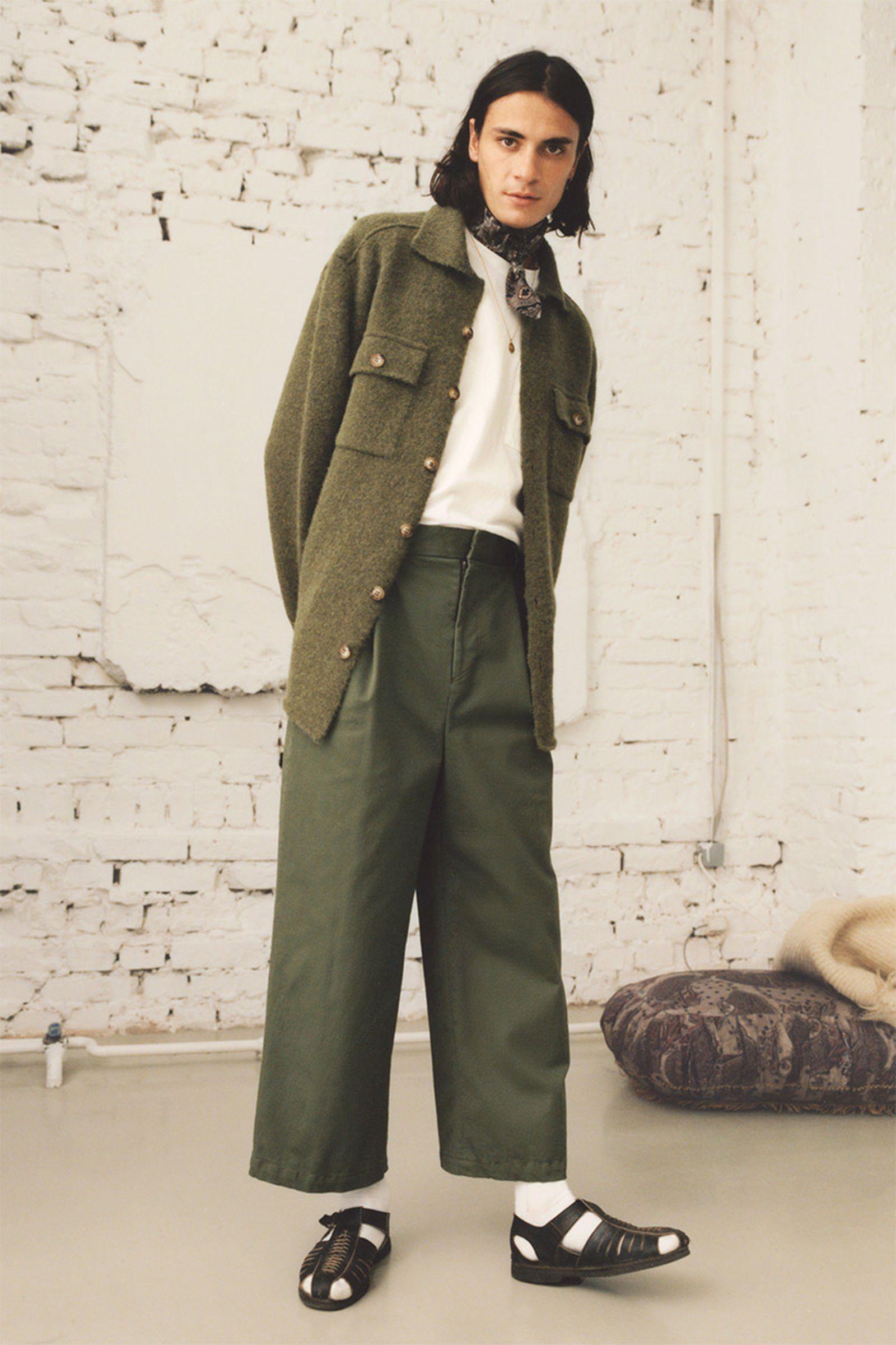 nanushka menswear collection fw19 diemme