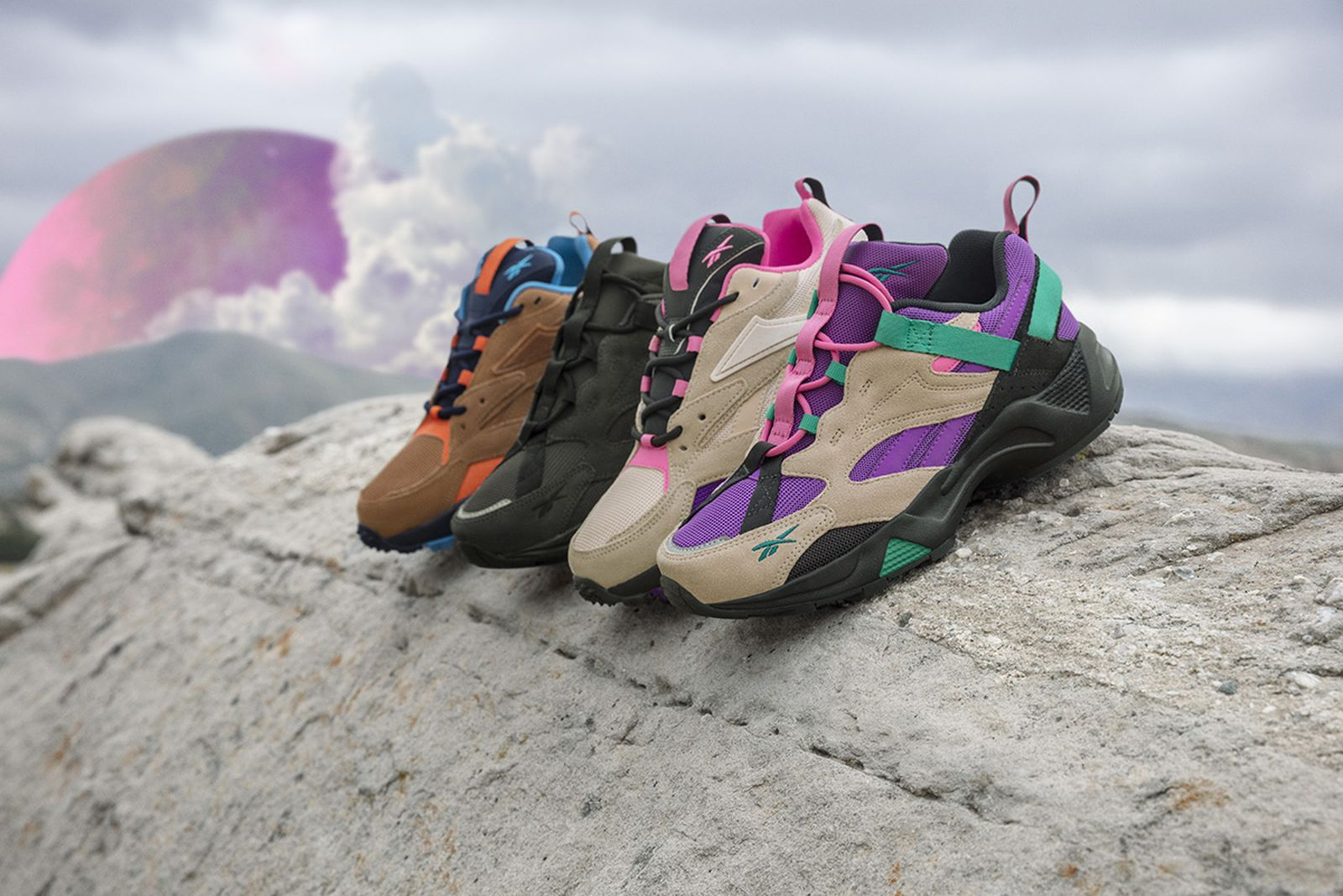 reebok classic trail collection fw19 release date price Hoka One One On Running adidas terrex