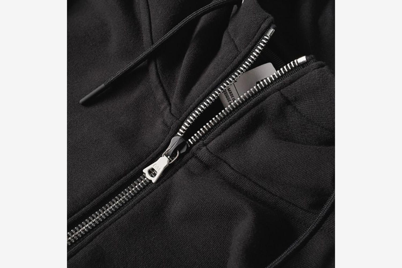 Essentials Zip Fleece