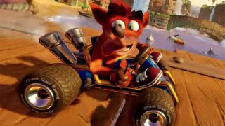 crash team racing nitro fueled trailer Crash Team Racing Nitro-Fueled crash bandicoot