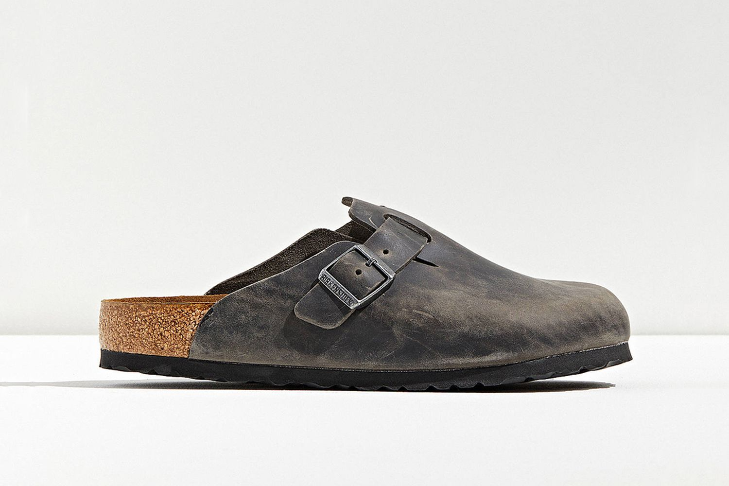 Boston Soft Footbed Oiled Leather Clog