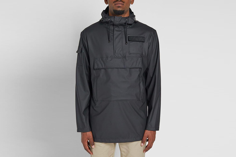 Camp Anorak Rain Jacket