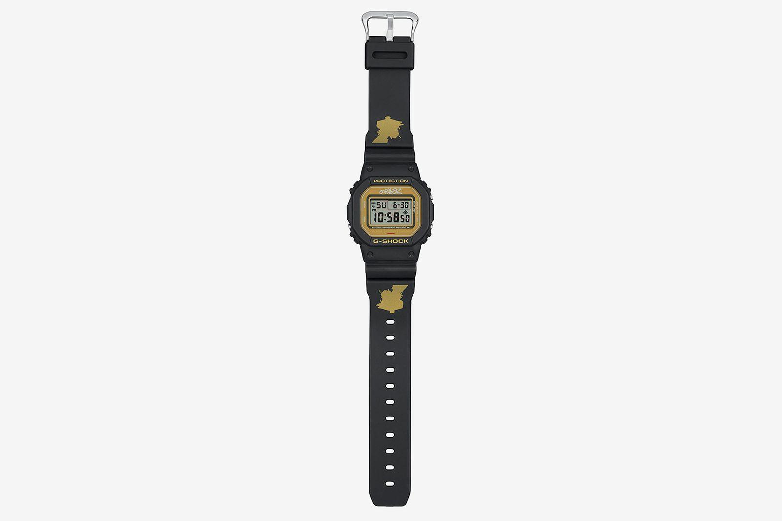 gorillaz g shock dw5600 watch release date price info G-SHOCK DW-5600