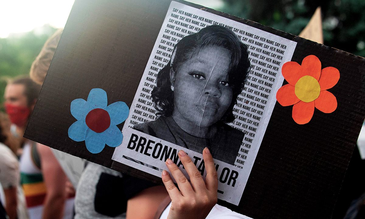 Demand Justice For Breonna Taylor On Her 27th Birthday