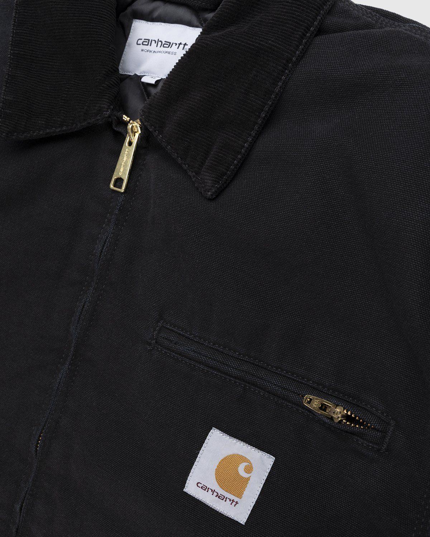 Carhartt WIP – OG Detroit Jacket Black - Image 3