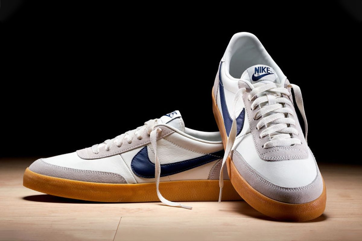 In Memory of J. Crew's Ultimate Cult Sneaker: The Nike Killshot 2 9