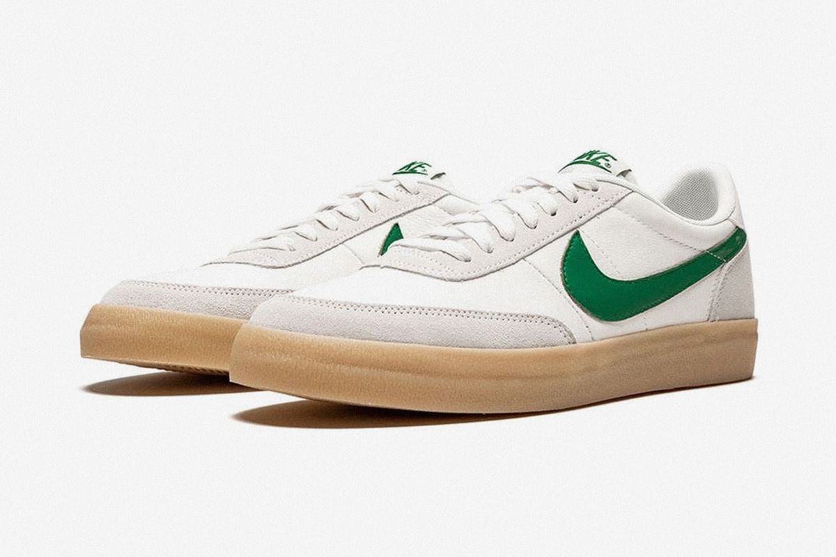 In Memory of J. Crew's Ultimate Cult Sneaker: The Nike Killshot 2 8