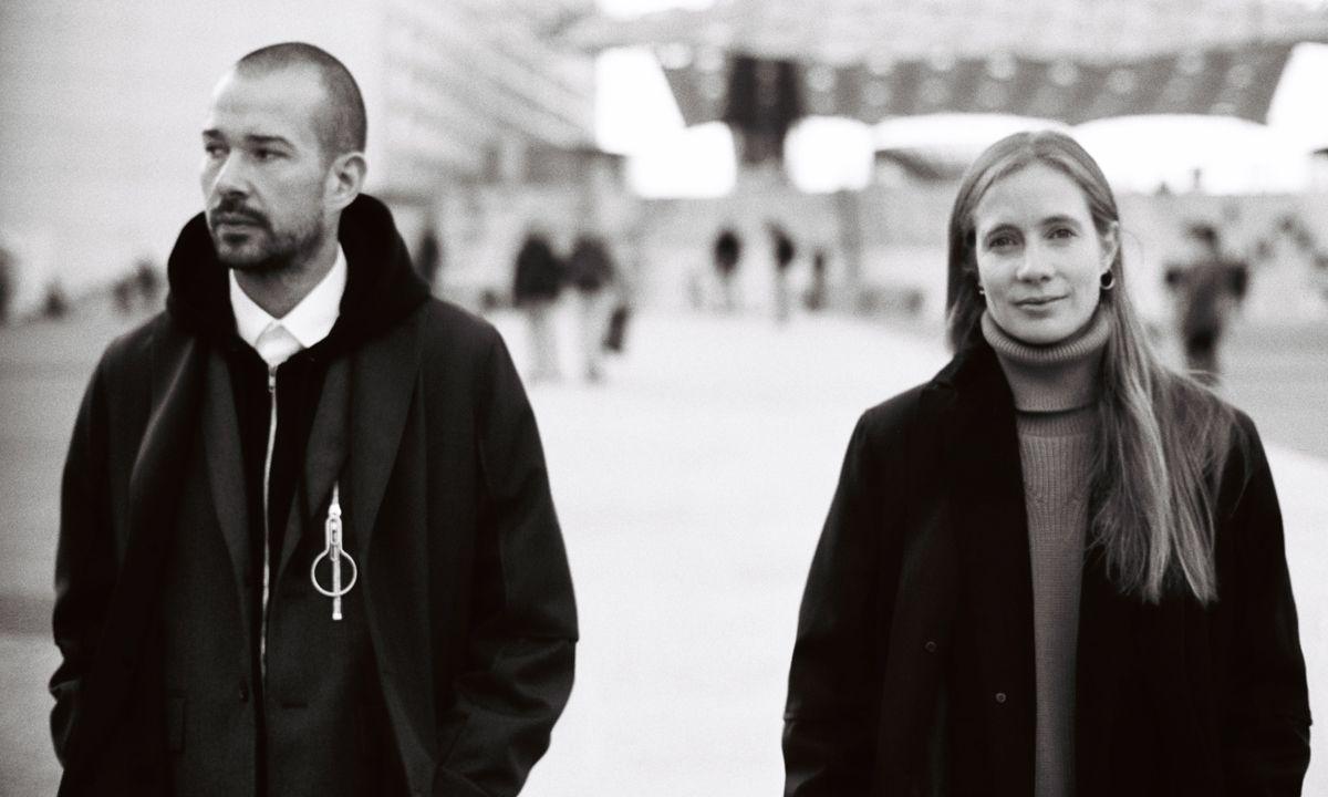 Pitti Uomo Announces Jil Sander's Lucie & Luke Meier as FW20 Guest Designers