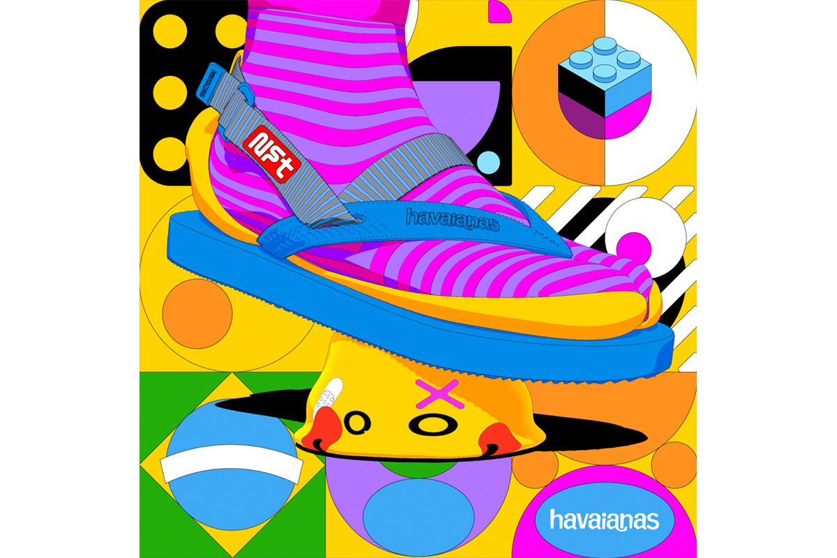 Havaianas Launches NFTs to Raise Money for São Paulo Community Gallery 3