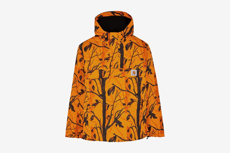 Nimbus Printed Shell Jacket