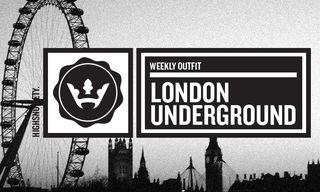 The Weekly Outfit: London Underground