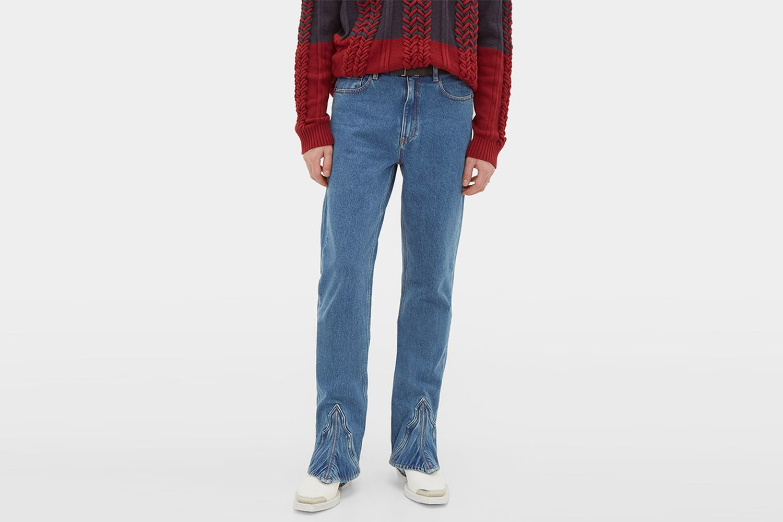 Cowboy Bootcut Jeans