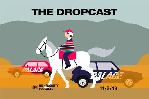 the dropcast main Nike Ralph Lauren palace