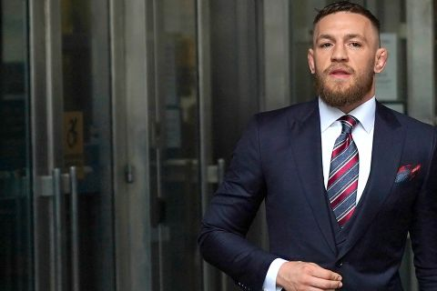 mcgregor nasukawa racism Conor McGregor floyd mayweather tenshin nasukawa