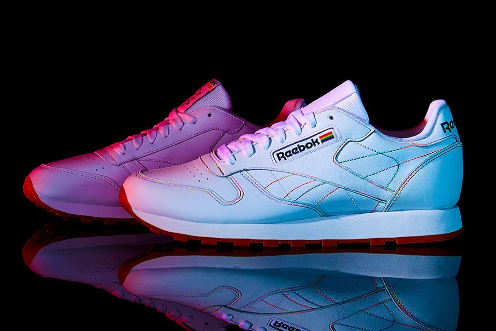 reebok pride sneakers release date price Reebok Freestyle Hi reebok classic leather reebok club c 85