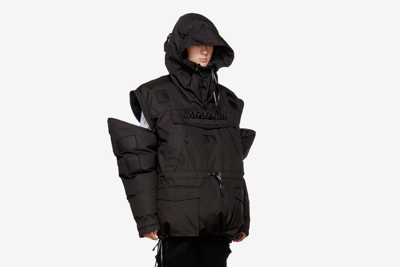 Skidoo Common Pullover Anorak