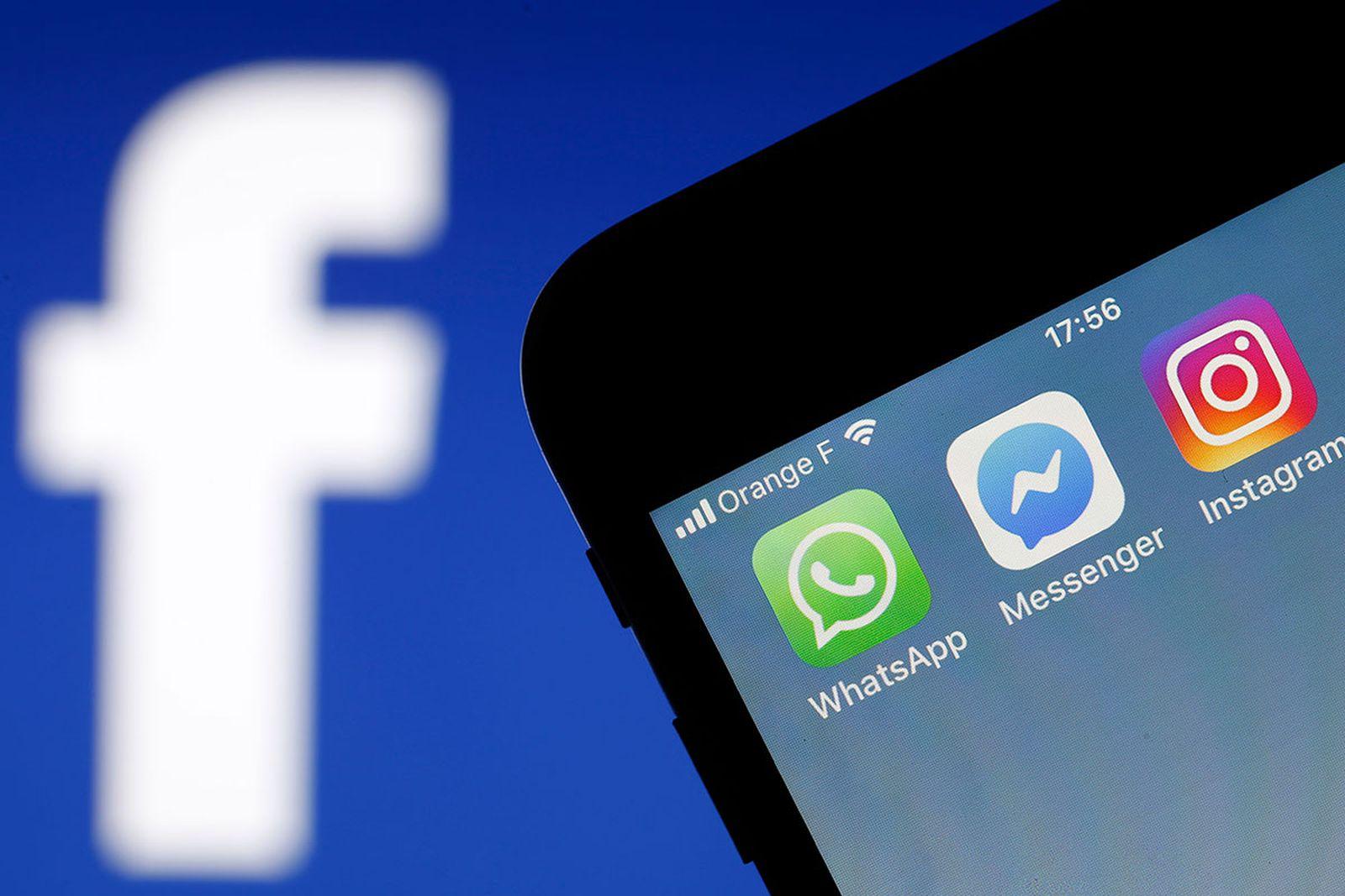 facebook instagram whatsapp rename