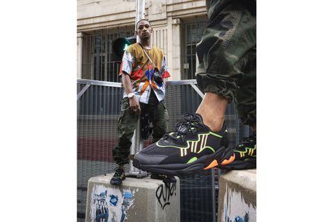 adidas originals ozweego instagram styling