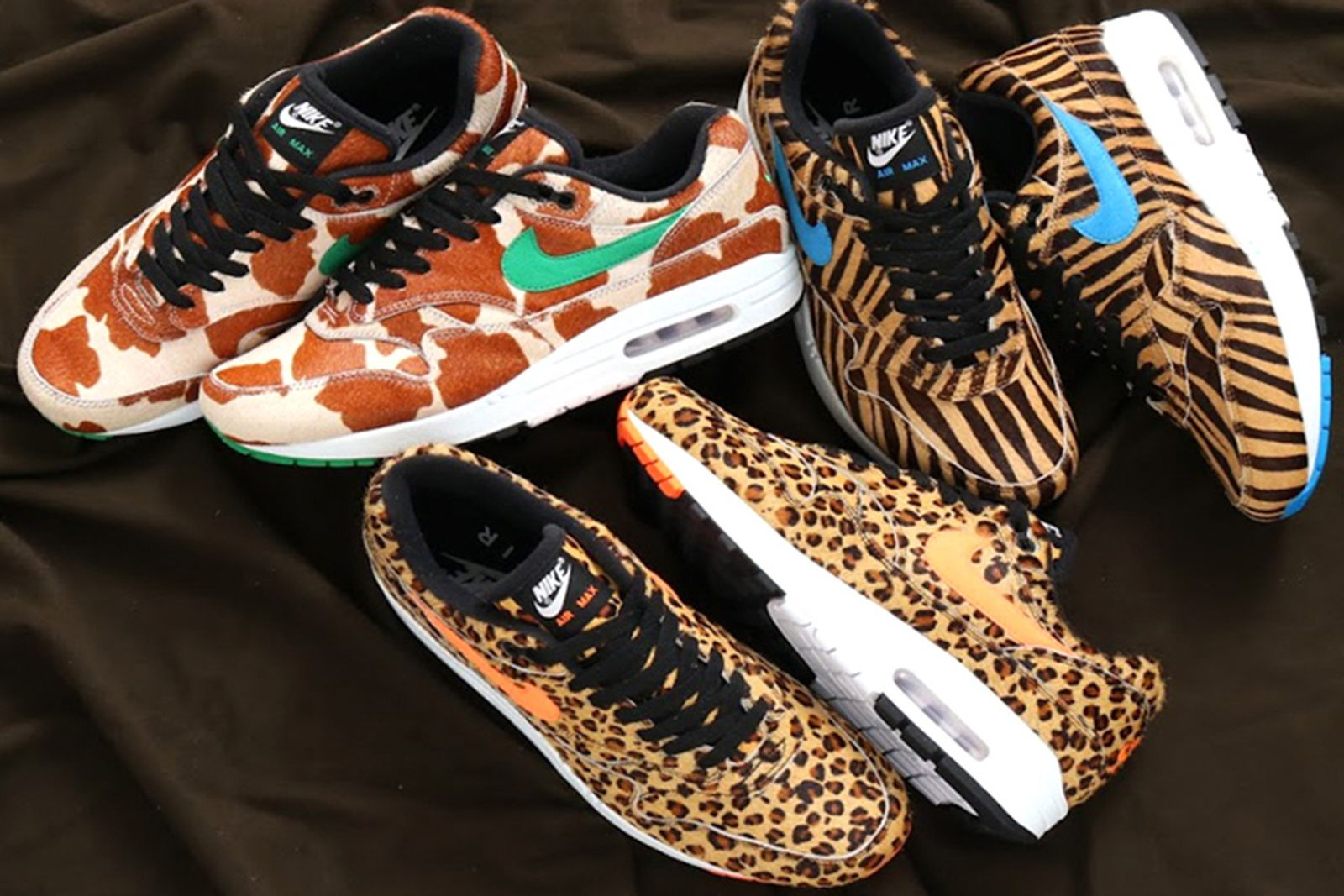 atmos nike air max 1 animal 3 release date price