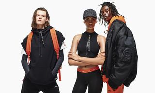 Victoria Beckham's Debut Reebok Collection Unites Fashion & Performance