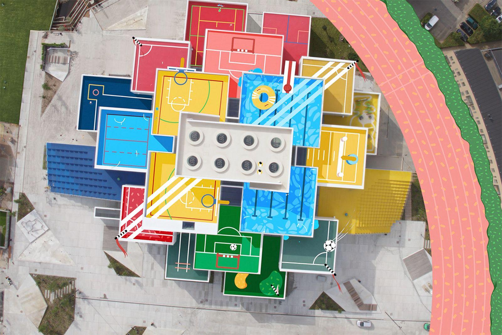 adidas LEGO