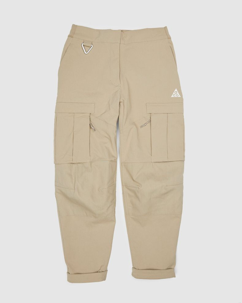 "Nike ACG ""Smith Summit"" - Khaki - Women's Cargo Pant"