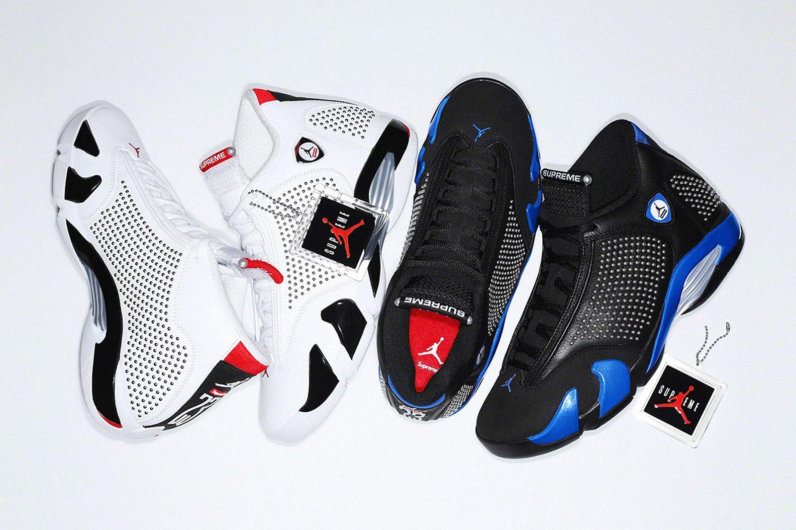 supreme collabs Nike comme des garcons