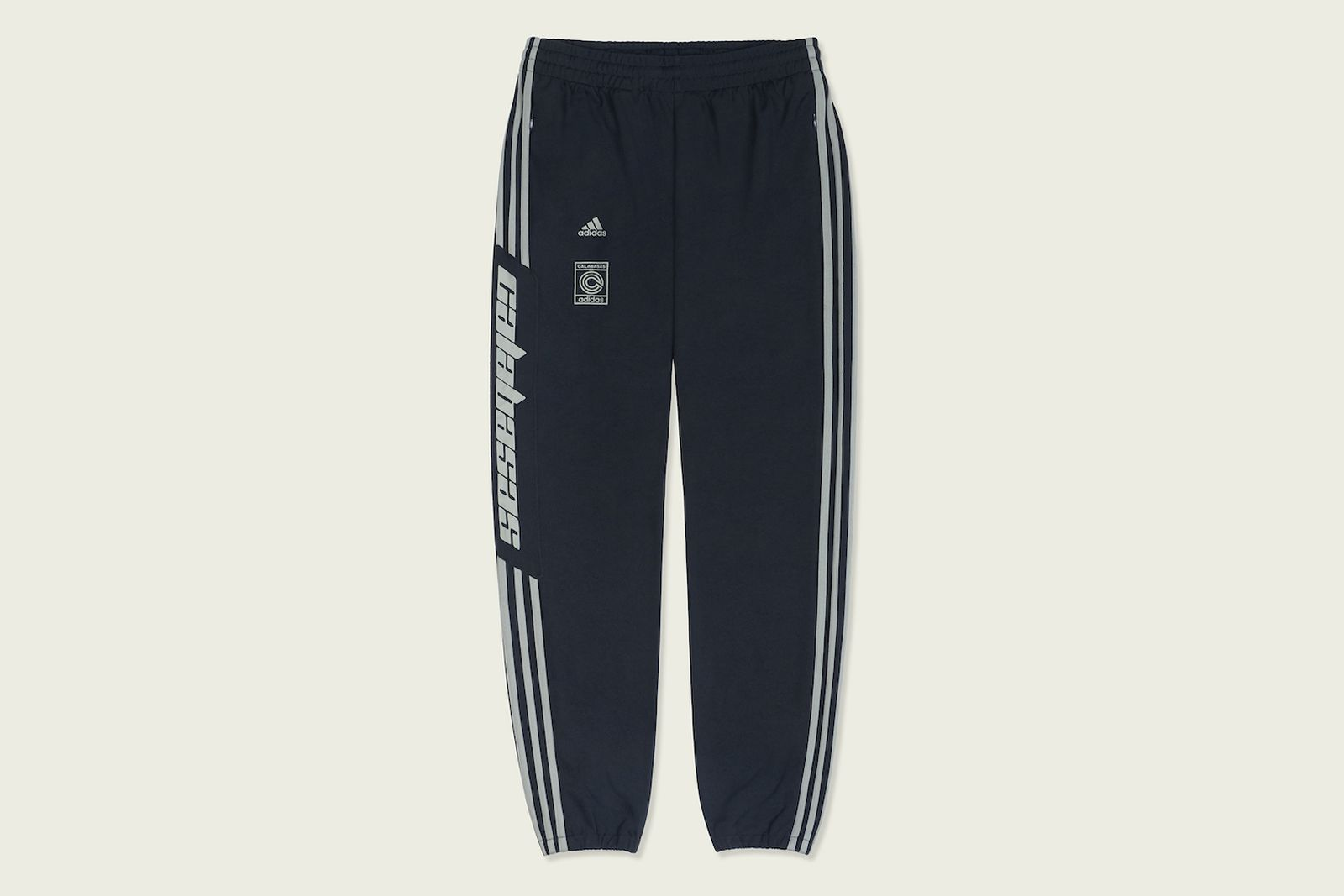 adidas kanye west calabasas track pants ink wolves luna wolves release date adidas Calabasas adidas YEEZY Calabasas