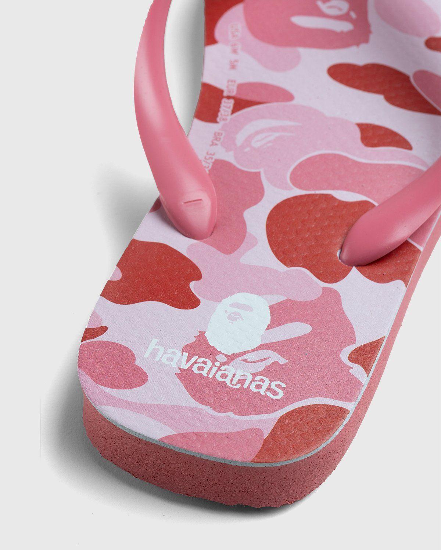 BAPE ® x Havaianas - Top Pink - Image 3