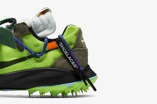 Nike Zoom Terra Kiger 5 OFF WHITE BLACK
