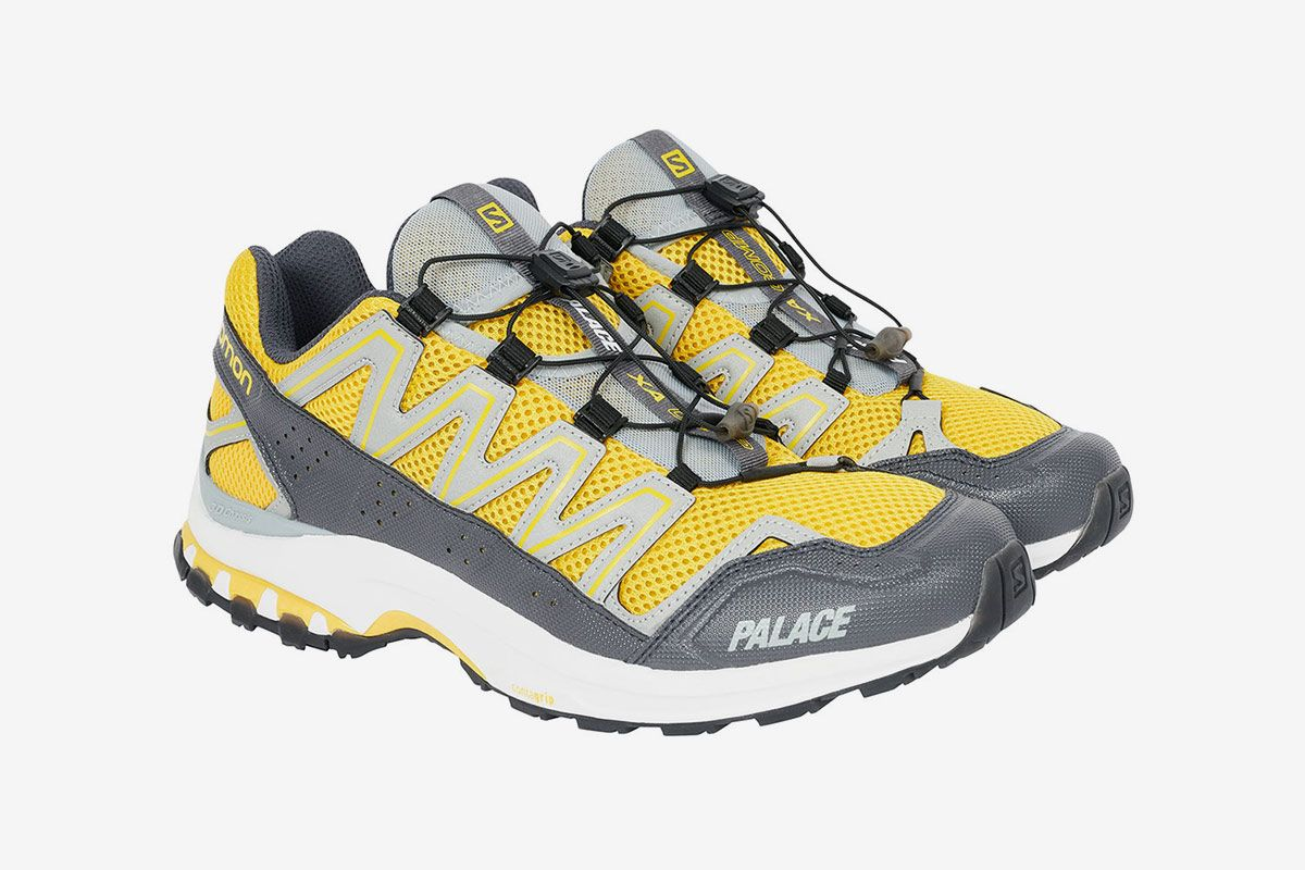 Salomon Continues to Win the Internet with Its New Palace Collab 3