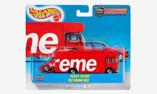 Supreme's Must-Cop Hot Wheels Car & Truck Set Is Dropping Today