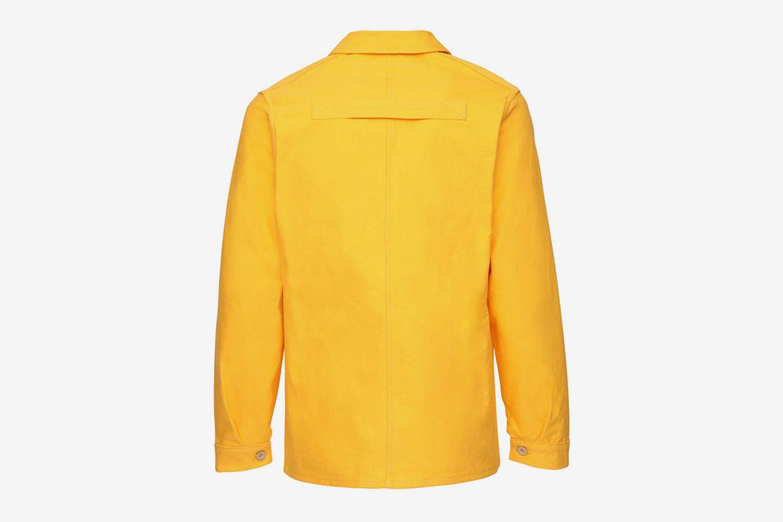 Le Laboureur Patch Cotton Serge Jacket