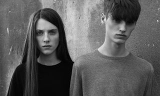 """A """"Singular"""" Unisex Knitwear Collection from John Smedley"""