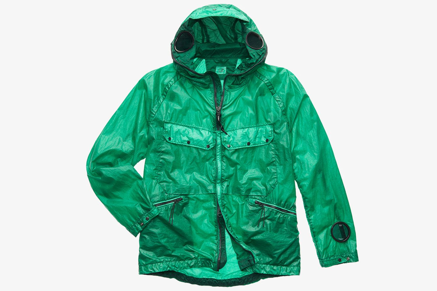 NyBer Special Dyed Goggle Jacket