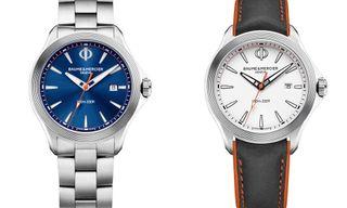 Baume & Mercier Debuts More Luxe Clifton Club Timepieces