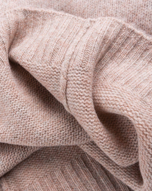 Acne Studios – Knit Sweater Pastel Pink - Image 5