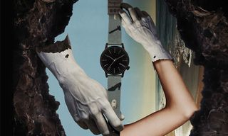 Komono Launches Collection Inspired by Surrealist Artist René Magritte