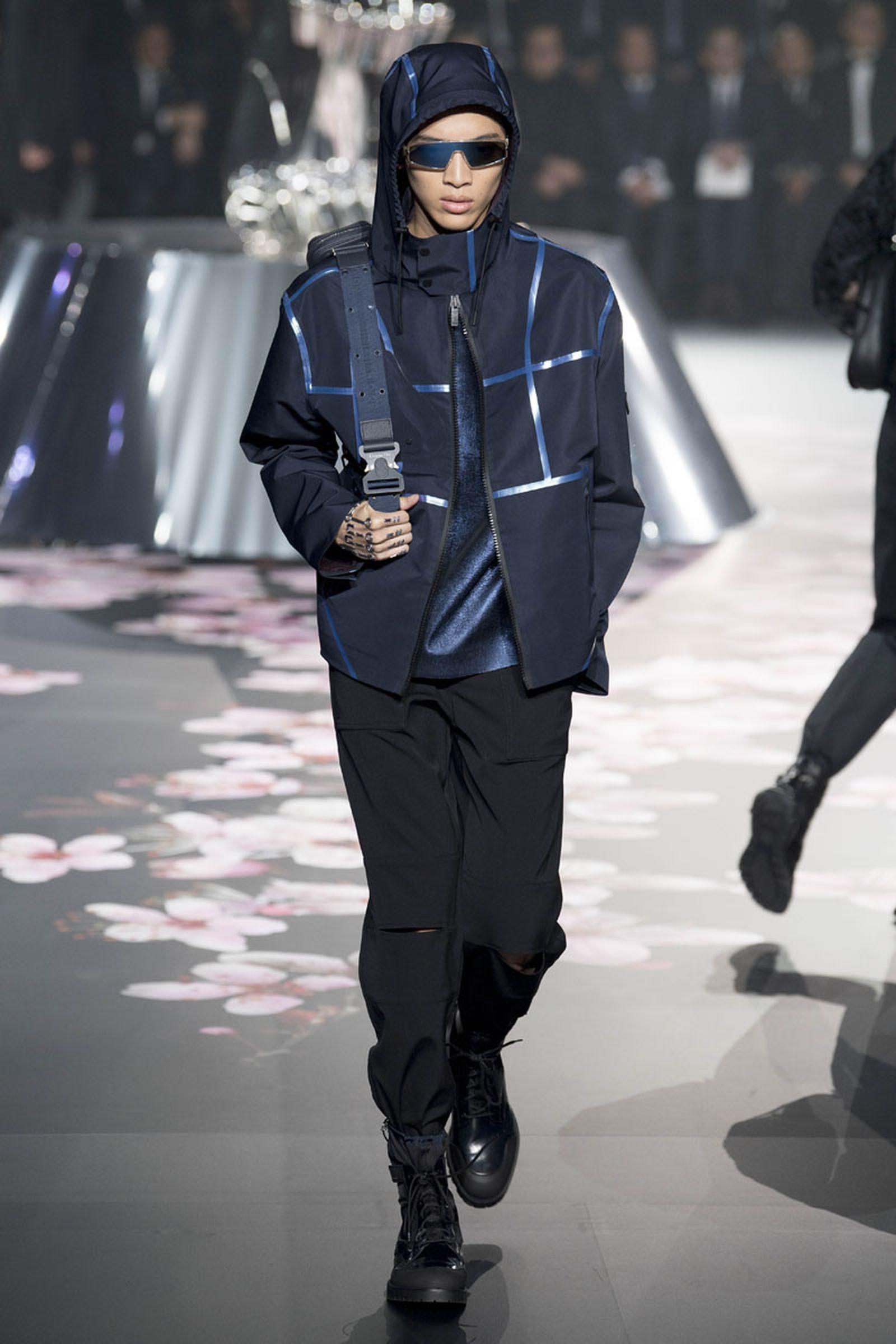 Dior HommeTokyoPre Fall 2019Menswear kim jones